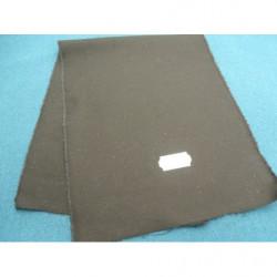 bouton acrylique or sur fond blanc,18 mm,convient  pour chemisier, robe , pull, veste,