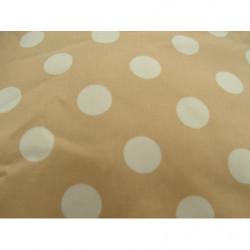 bouton blanc casse et marbré à 4 trous, 23 mm, sublime  pour chemisier, robe , pull, veste,