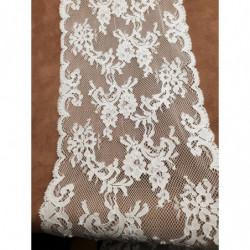 ruban lurex -5cm- doré et argent - photo de présentation