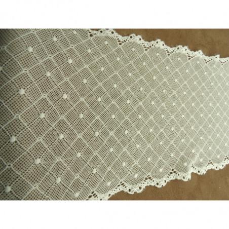 tissu coton imprimé  lapin - violet et blanc