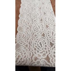 ruban indien,9 cm, bleu et or