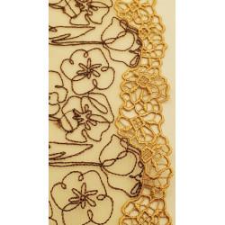 Ruban sangle laniere rose 3 cm, pour la fabrication de ceinture ,sacs, bandoulières très tendance super résistant