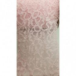 ruban frange rose et bleu multicolore épaisse, 12 cm, ,Idéal pour customiser un vêtement ,robe ,tee shirt ,ou un objet...