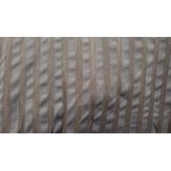 ruban frange perlé et sequin bleu, 4 cm,Idéal pour customiser un vêtement, robe, tee shirt, ou un objet, chapeau sac