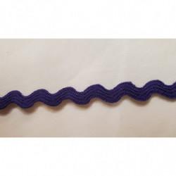 ruban pompon rose,4 cm, convient pour customiser un vêtement ,robe, tee shirt, ou un objet ,chapeau, sac