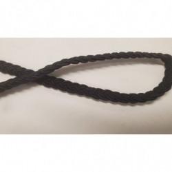 guipure noir, 16 cm,ideal pour la  décoration objet ,rideaux ,bijoux , vêtements
