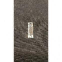 ruban gros grain vert,2.5 cm, parfait  pour tous vos loisirs créatifs : couture,