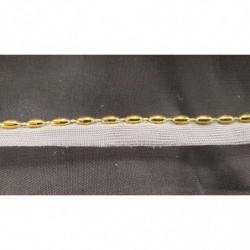 RUBAN GROS GRAIN DÉCORATIFS  rouge, 2 cm, parfait  pour tous vos loisirs créatifs : couture, scrapbooking, bijoux