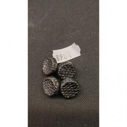 ruban gros grain blanc,4 cm, idéal  pour tous vos loisirs créatifs : couture,