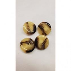 ruban gros grain parme, 1.5 cm, convient pour tous vos loisirs créatifs : couture, scrapbooking, bijoux, ....