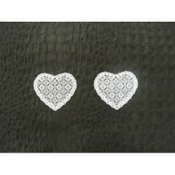 Ruban elastique ferme- 2,5 cm- creme