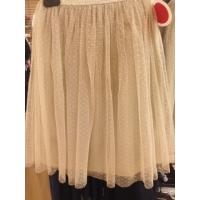 réalisation d'une jupe avec nos tissus plumetis