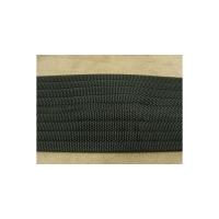 Sangle polyester LANIERE noire ,6 cm, idéal pour la fabrication de ceinture - sacs- bandoulières