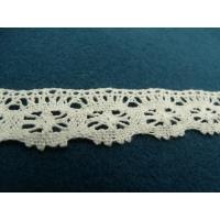 guipure coton blanche 2 cm