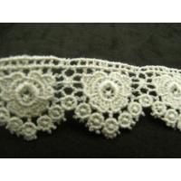 guipure coton écru,3 cm