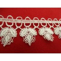 guipure coton blanche,4.5 cm