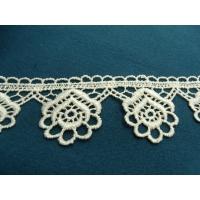 guipure coton blanche,4 cm