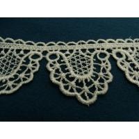 guipure coton blanche,5.5 cm