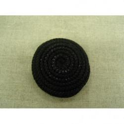 elastique rond- 3mm- jaune