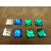 strass carré- 10mm- photo de présentation