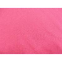 tissu coton uni rose   150 cm  100%coton