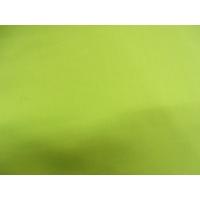 tissu coton uni vert anis   150 cm  100%coton