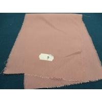 tissu coton uni saumon belle qualité,150 cm
