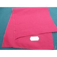 tissu coton uni rouge framboise belle qualité,150 cm