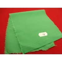 tissu coton uni vert  belle qualité,150 cm