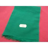 tissu coton uni vert  gazon  belle qualité,150 cm