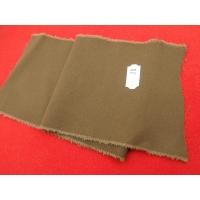 tissu coton uni marron foncé de belle qualité,150 cm