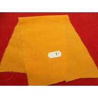 tissu coton uni orange foncé belle qualité,150 cm