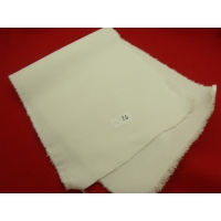 tissu coton un blanc cassé belle qualité,150 cm