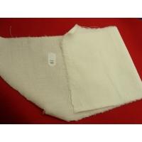 tissu coton uni  blanc cassé  belle qualité,150 cm