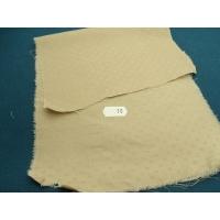 tissu coton uni rose beige de belle qualité,150 cm