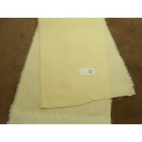 tissu coton uni jaune  belle qualité,150 cm