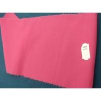tissu coton uni fuschia belle qualité,150 cm