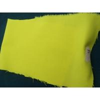 tissu coton uni jaune fluo  belle qualité,150 cm