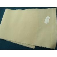 tissu coton uni beige clair  belle qualité,150 cm
