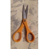 ciseau orange de belle qualité, 16 cm
