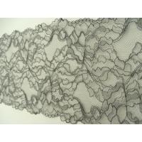 dentelle de calais leavers  grise,18 cm