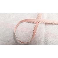élastique dentelé rose ,9 mm,vendu par 3 metres / soit 0,90€ le metre