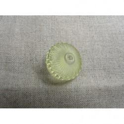 perles acryliques- rond-8mm- blanc nacré