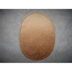 ruban sergé -2cm- rouge