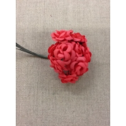 Joli bouquet de fleurs CORAIL