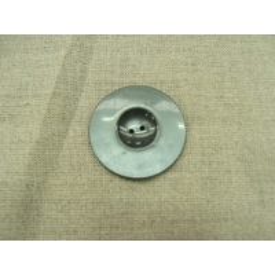 bouton acrylique gris