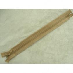 bouton acrylique marron