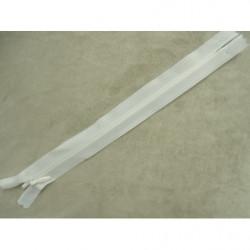 bouton acrylique bleu / gris