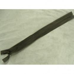 bouton acrylique a 2 trou- 26mm- saumon clair