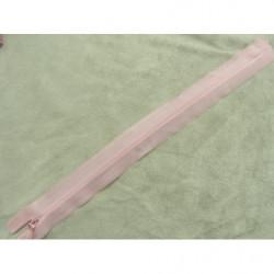 ruban franges perlé rocaille- multicolore